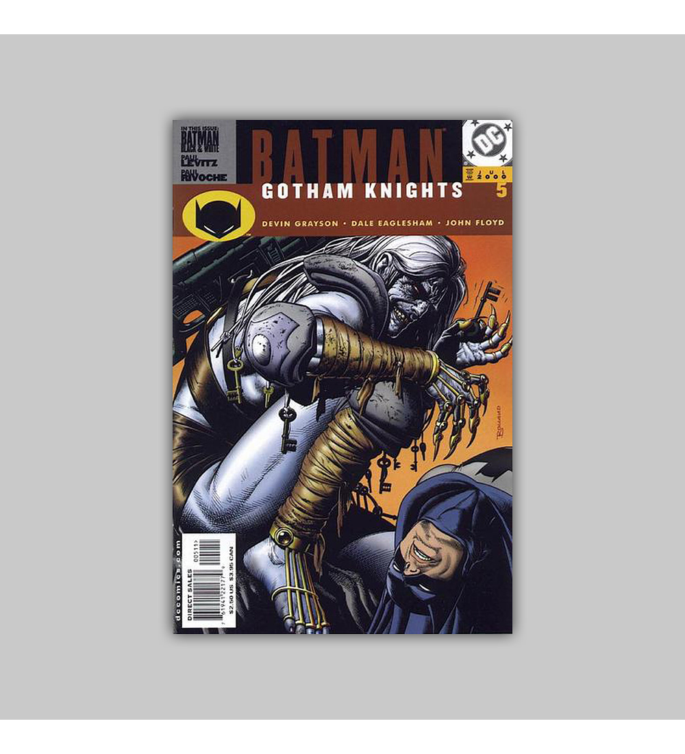 Batman: Gotham Knights 5 2000