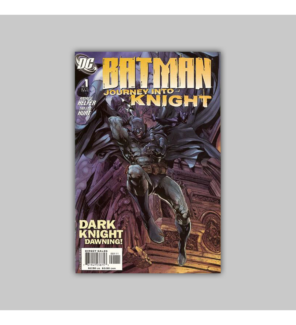 Batman: Journey into Knight 1 2005