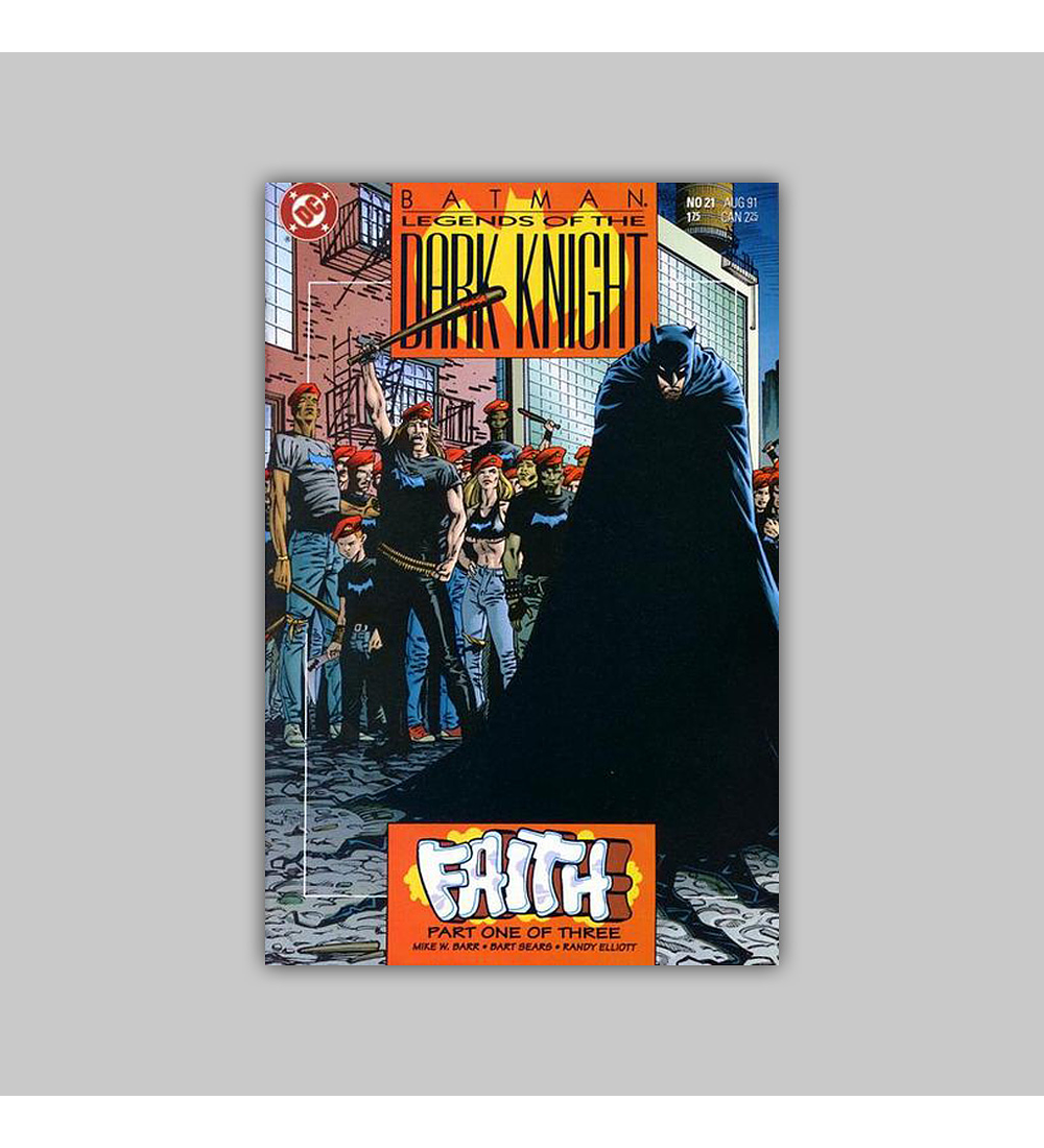 Batman: Legends of the Dark Knight 21 1991