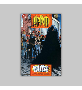 Batman: Legends of the Dark Knight 21 1991