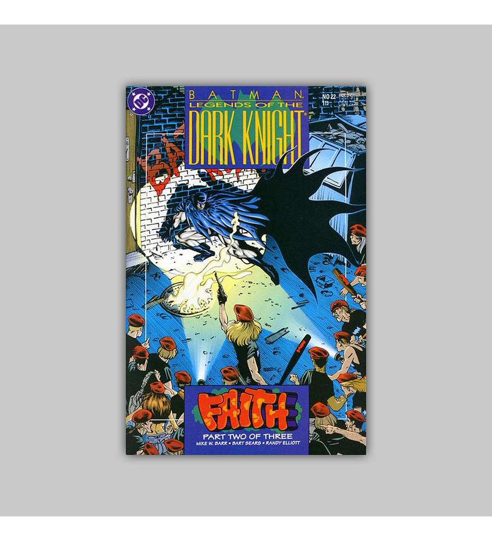 Batman: Legends of the Dark Knight 22 1991