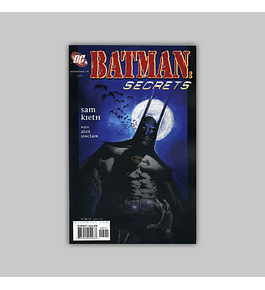 Batman: Secrets 5 2006