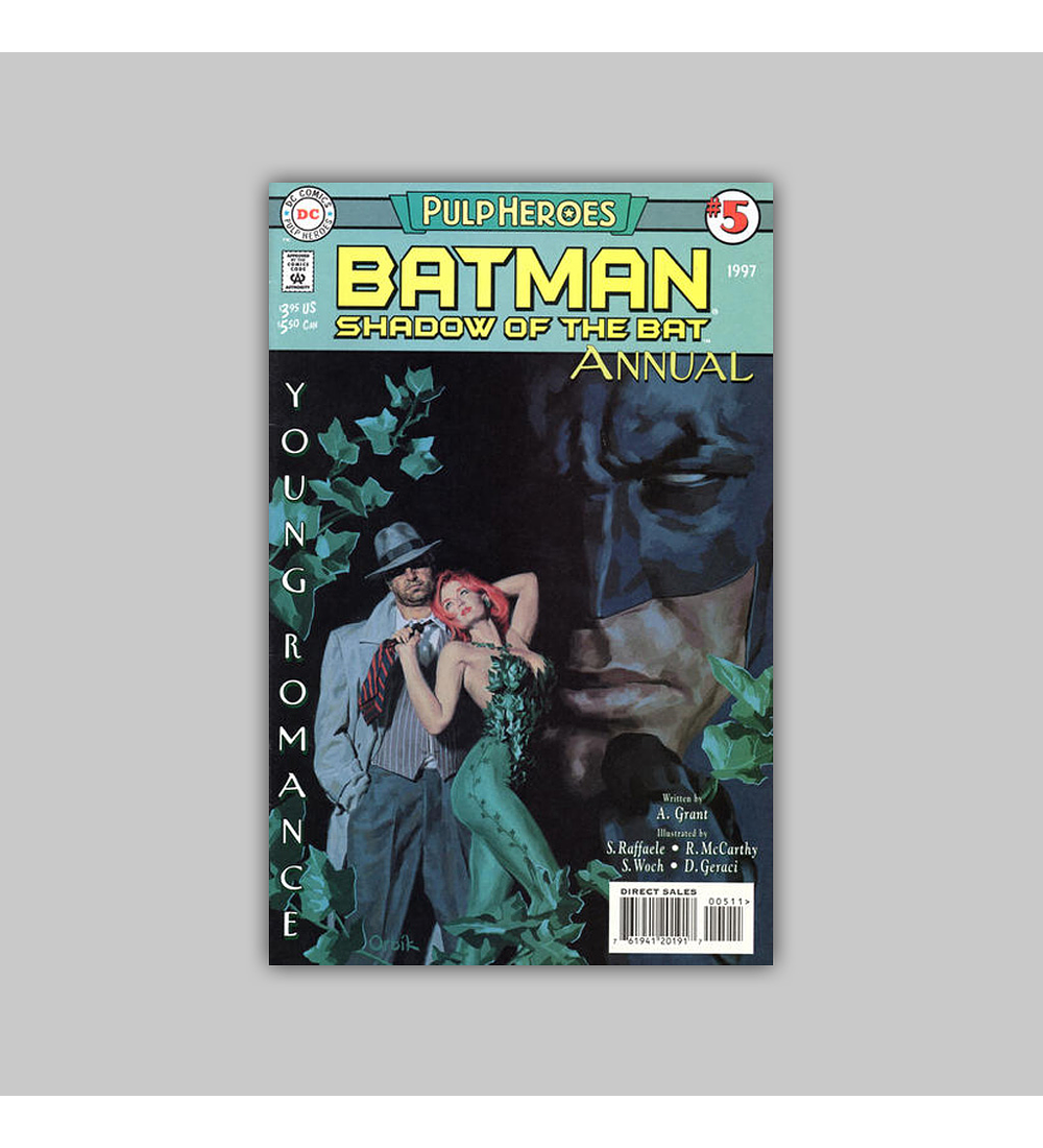 Batman: Shadow of the Bat Annual 5 1997