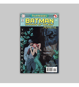 Batman: Shadow of the Bat Annual 5 1997