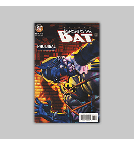 Batman: Shadow Of The Bat 34 1995