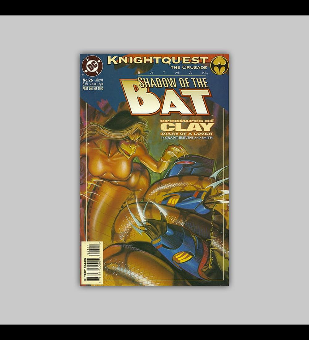 Batman: Shadow of the Bat 26 1994