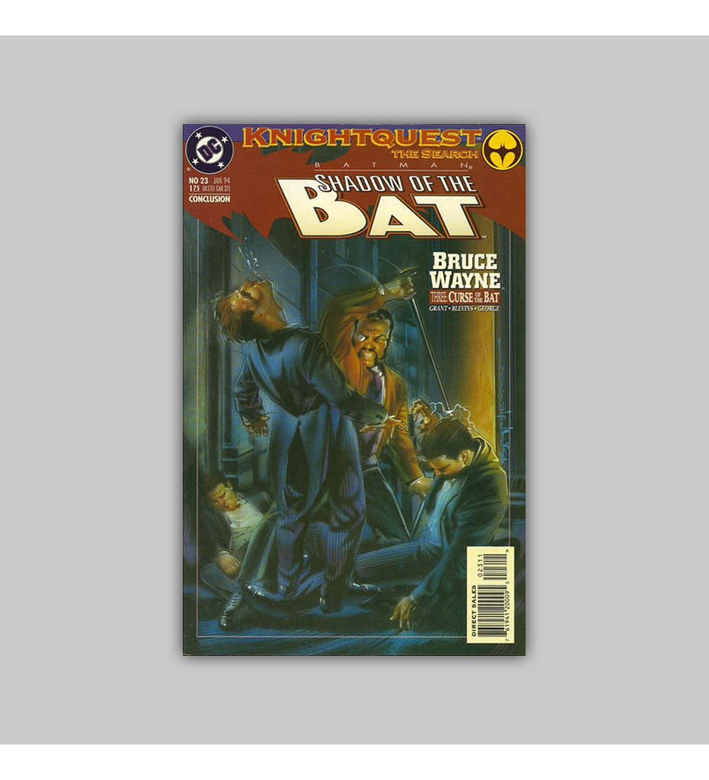 Batman: Shadow of the Bat 23 1994