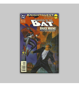 Batman: Shadow of the Bat 21 1993