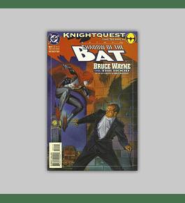 Batman: Shadow of the Bat 21 1993