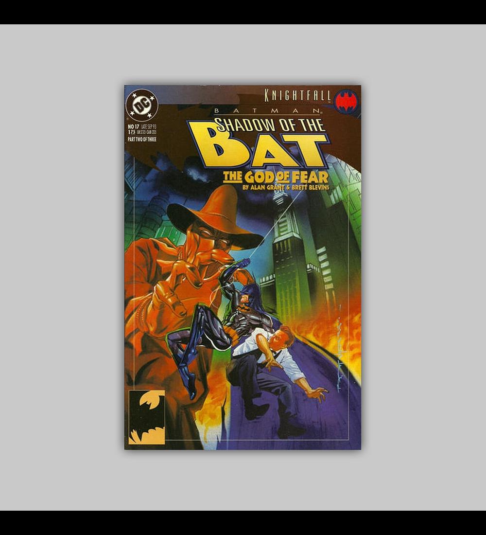 Batman: Shadow of the Bat 17 1993