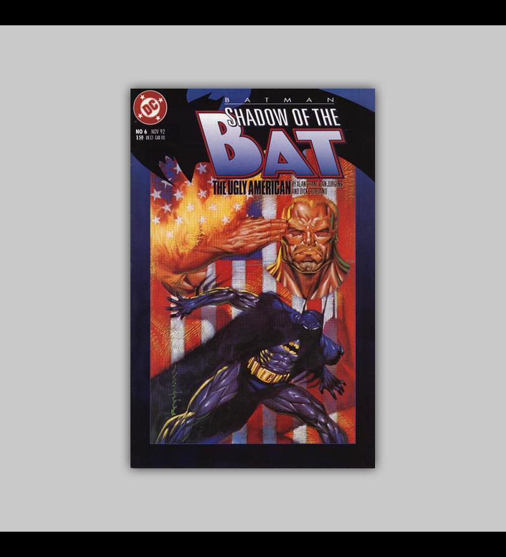 Batman: Shadow of the Bat 6 1992