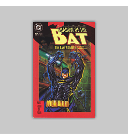 Batman: Shadow of the Bat 4 1992