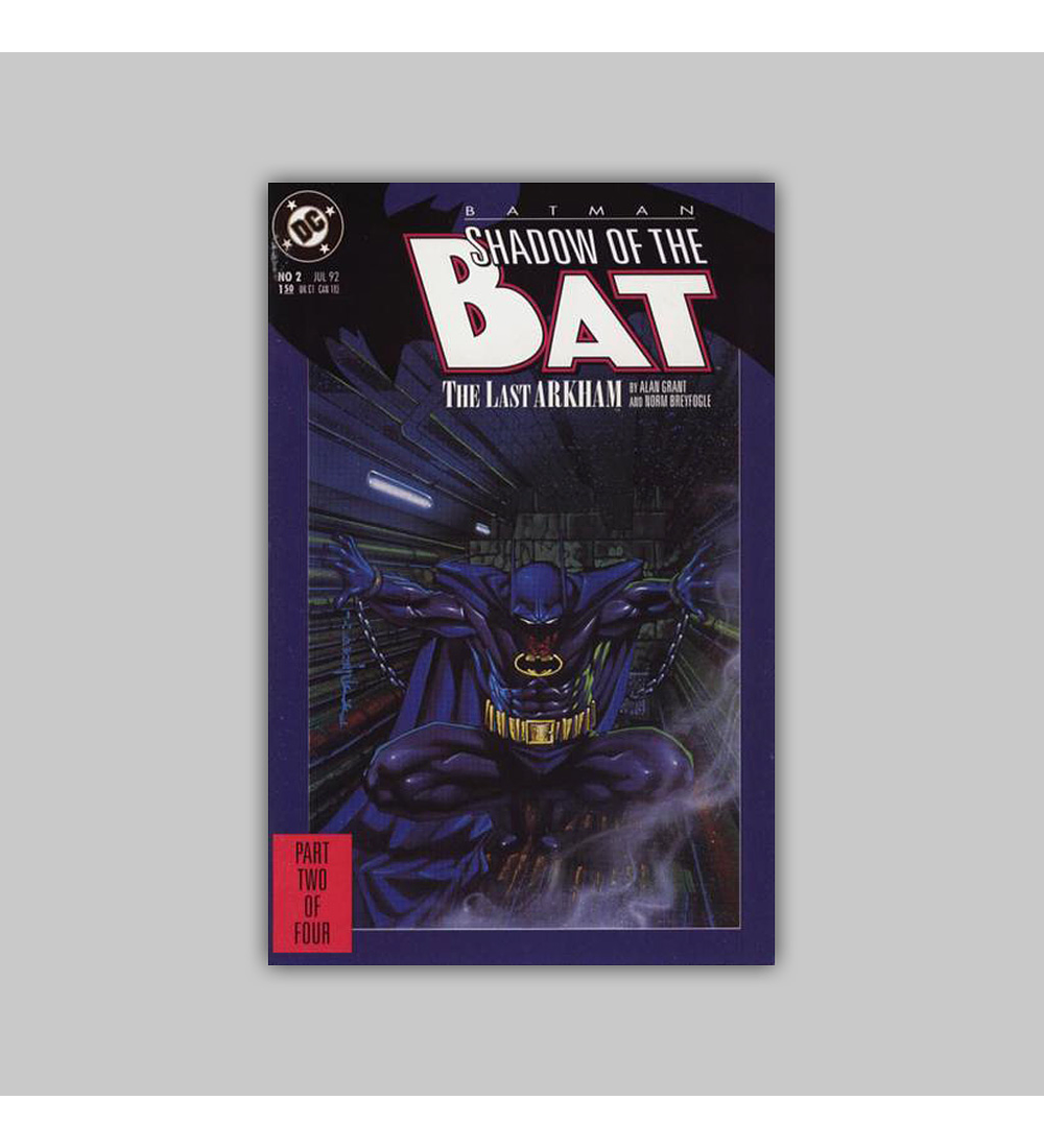 Batman: Shadow of the Bat 2 1992