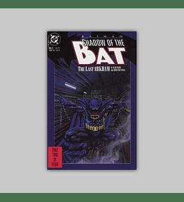 Batman: Shadow of the Bat 2 1992