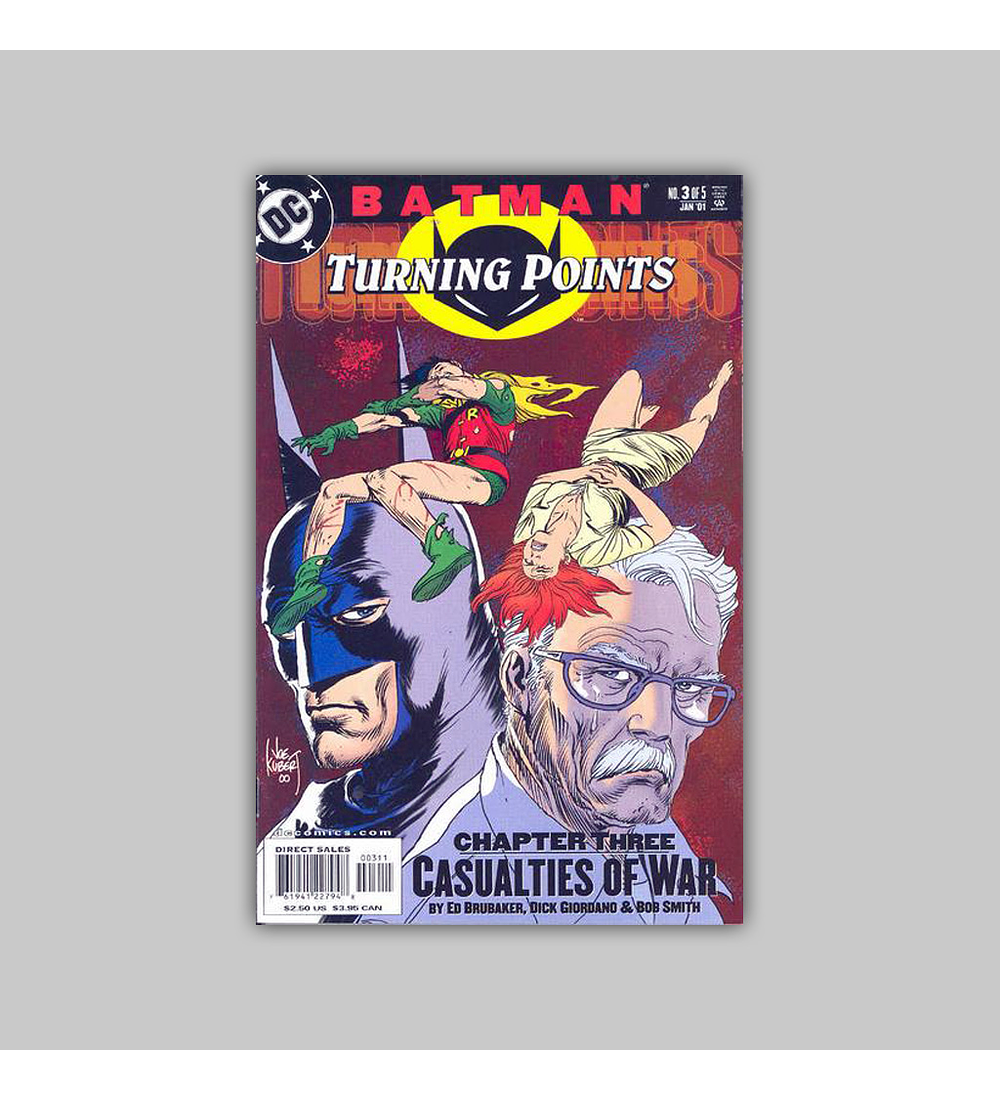 Batman: Turning Points 3 VF (8.0) 2001