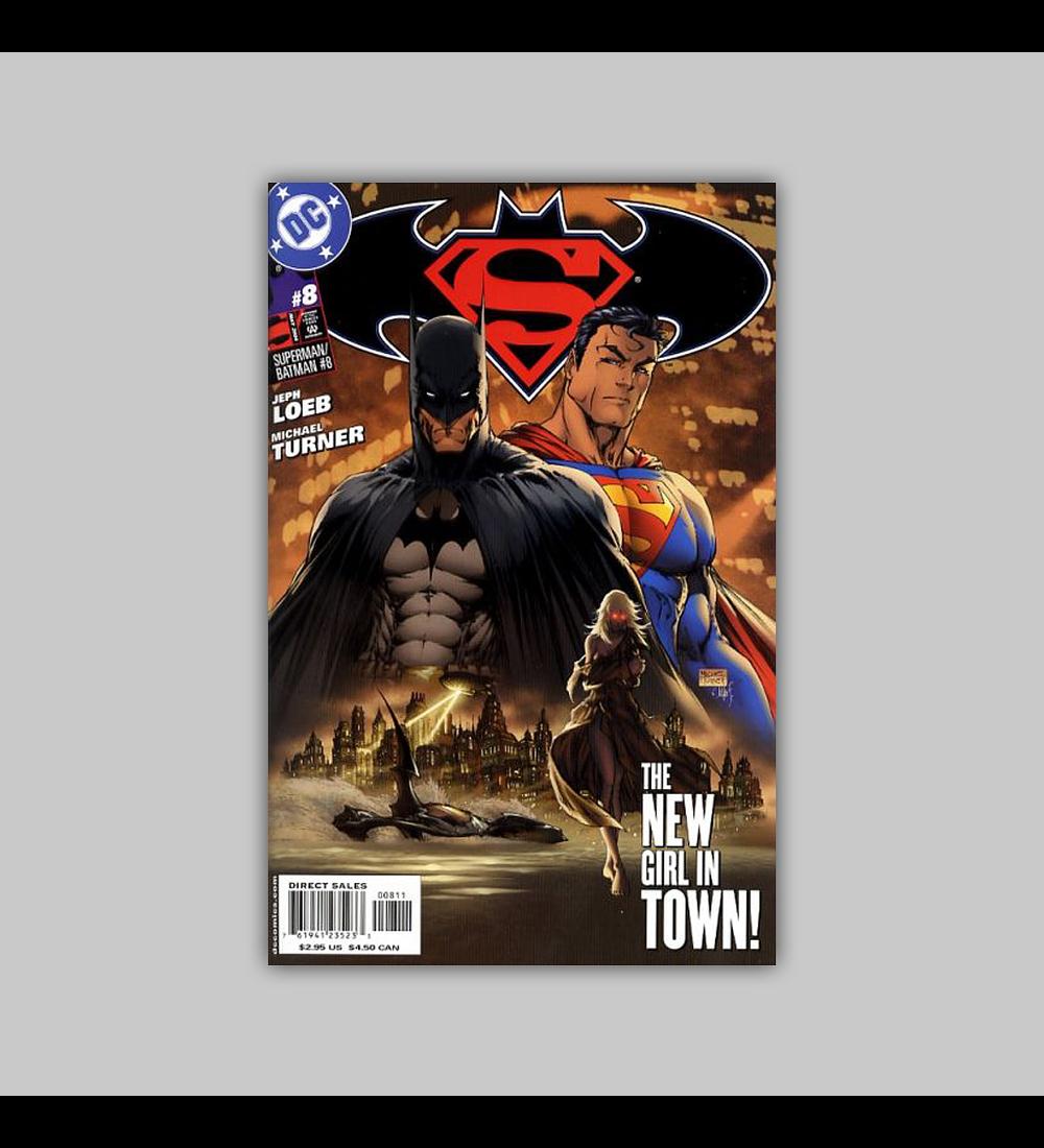 Superman/Batman 8 2004