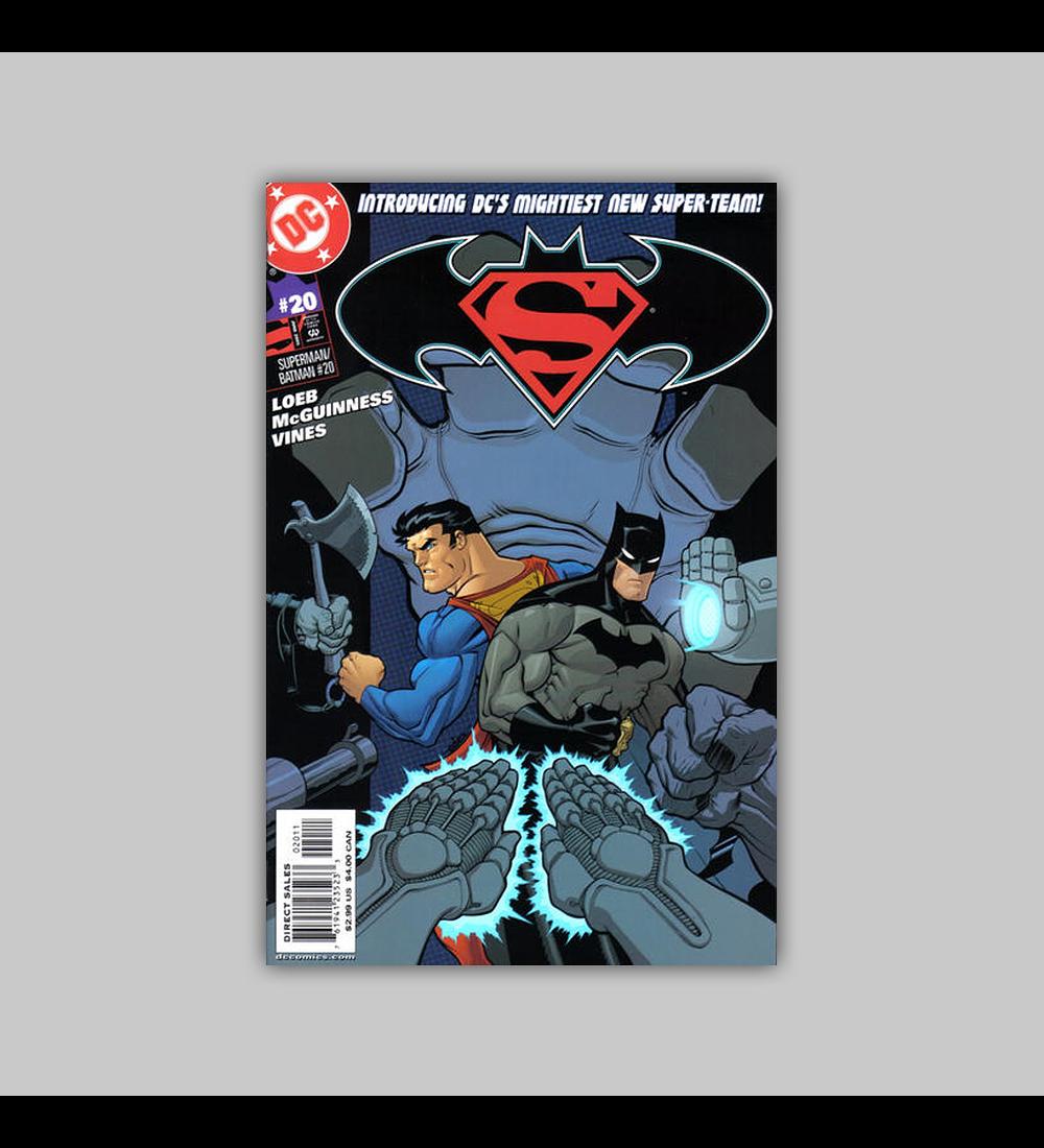 Superman/Batman 20 2005