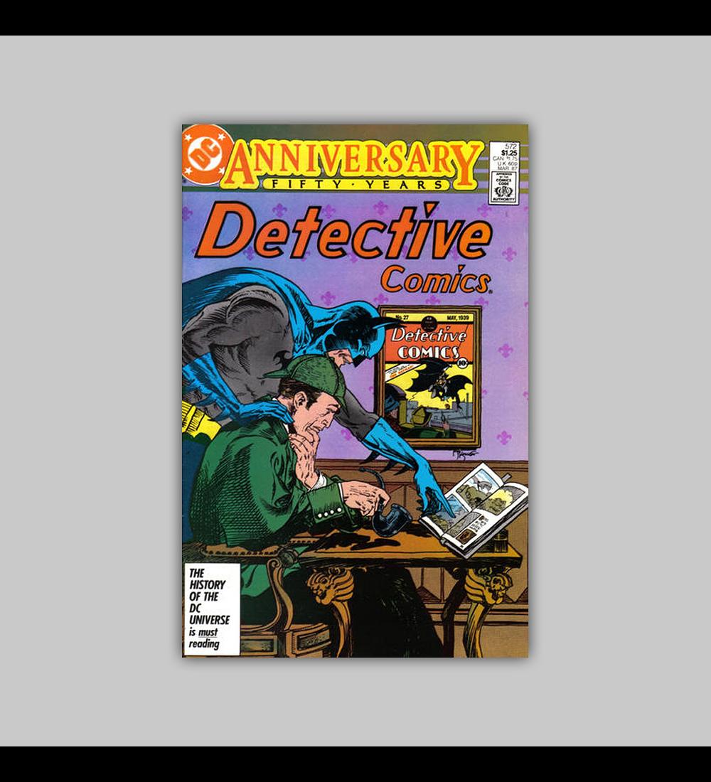 Detective Comics 572 1987