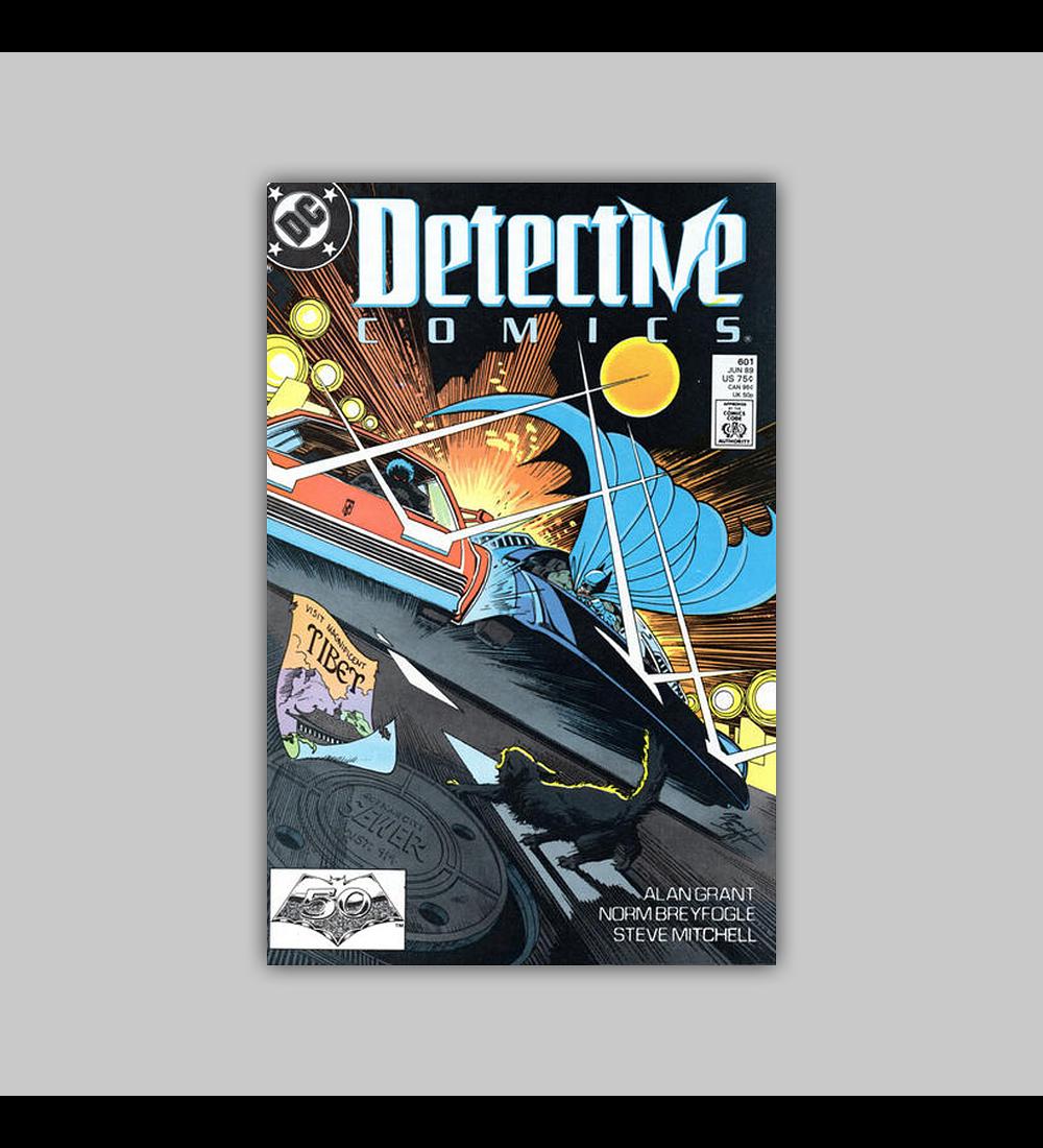 Detective Comics 601 1989