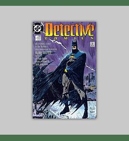 Detective Comics 600 1989