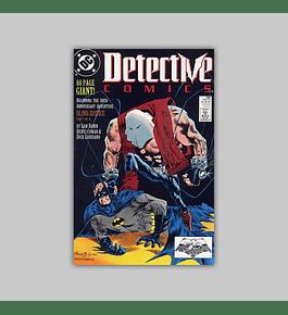 Detective Comics 598 1989