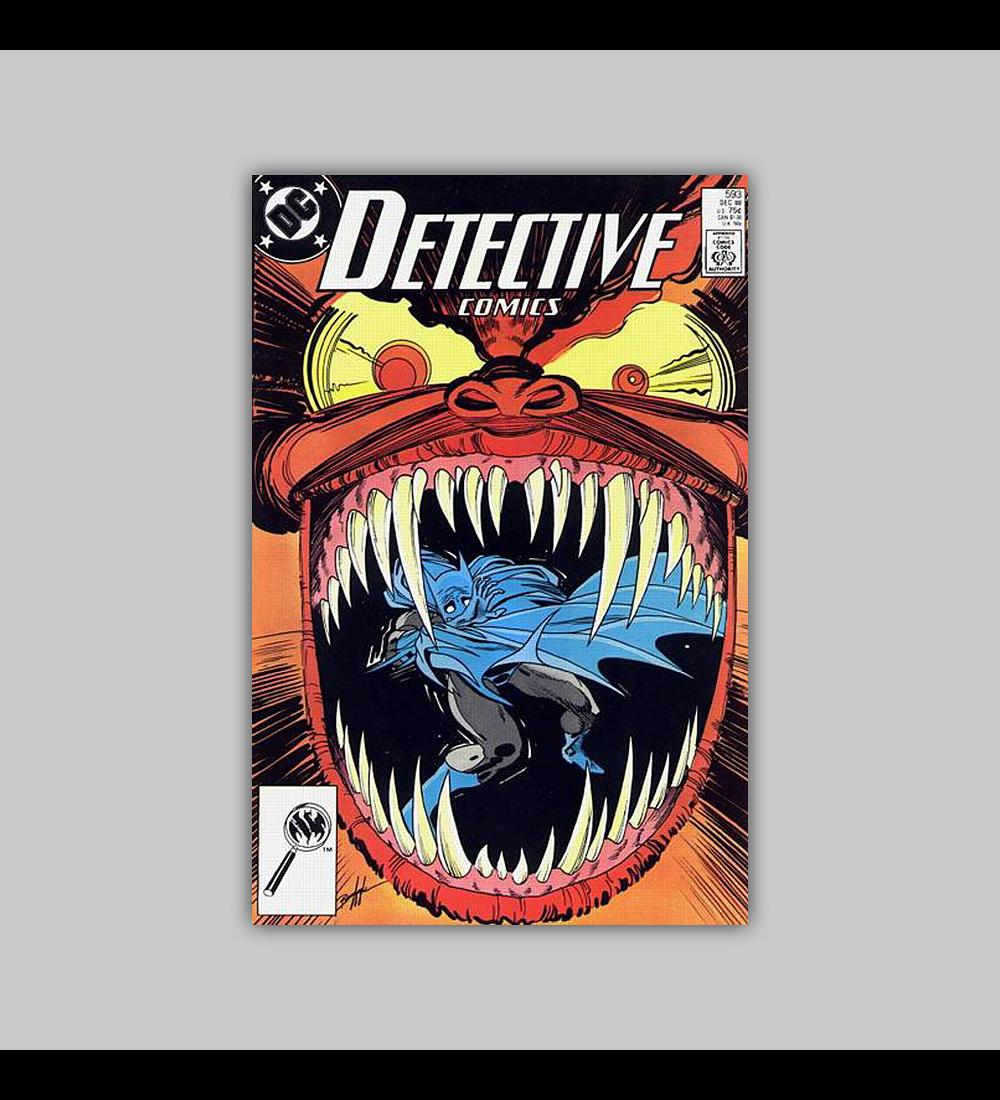 Detective Comics 593 1988