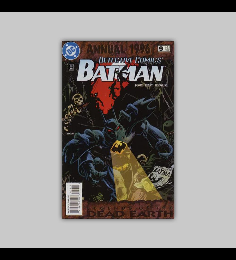 Detective Comics Annual 9 1995