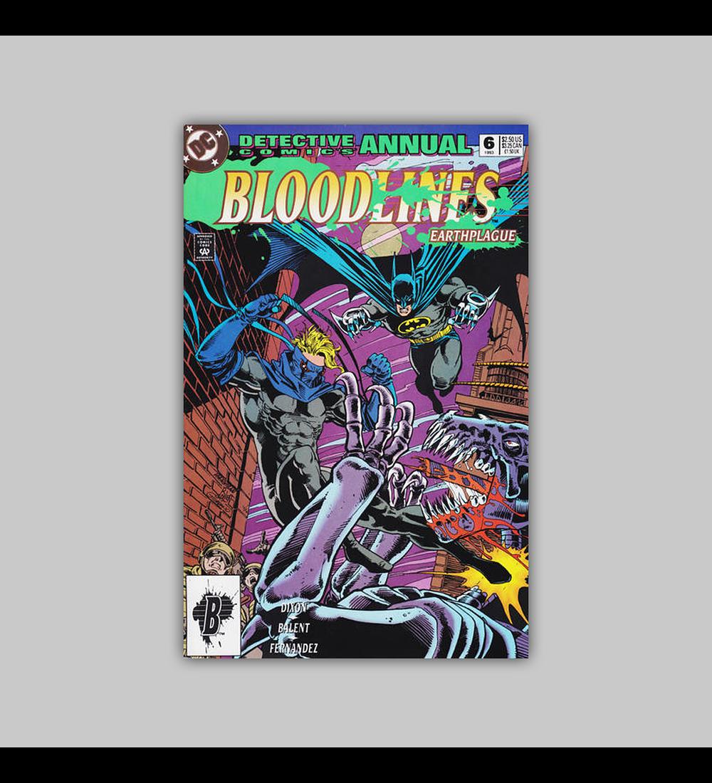 Detective Comics Annual 6 1993