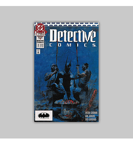 Detective Comics Annual 3 1990
