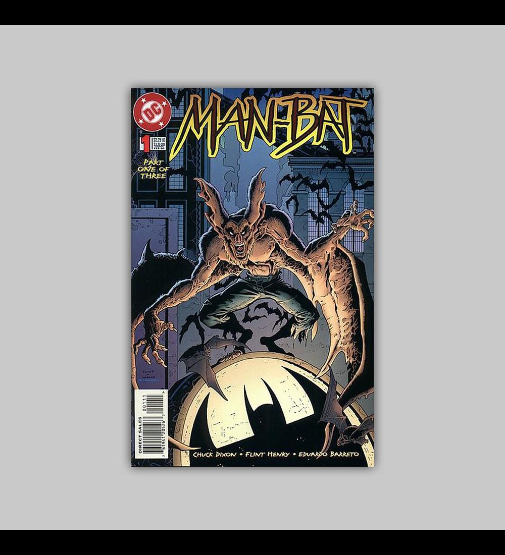 Man-Bat 1 2006
