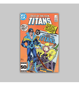 Tales of the Teen Titans 59 1985