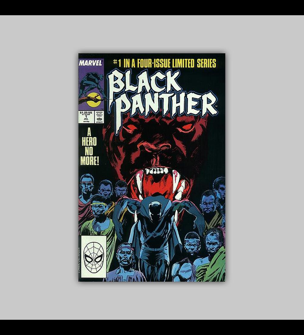 Black Panther 1 1988
