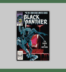 Black Panther 3 1988