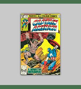 Captain America 244 1980