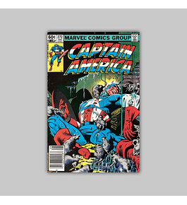 Captain America 272 1982