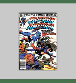 Captain America 273 1982