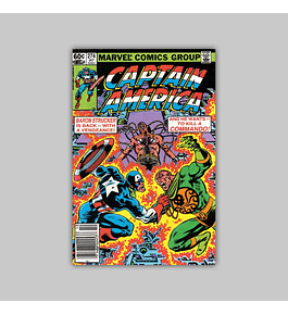 Captain America 274 1982