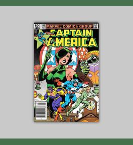 Captain America 283 1983