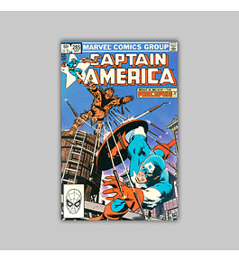 Captain America 285 1983
