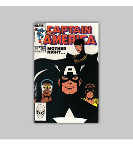 Captain America 290 1984