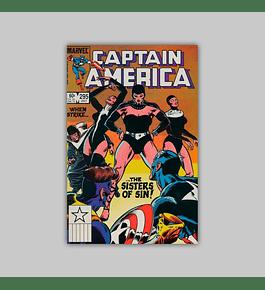 Captain America 295 1984
