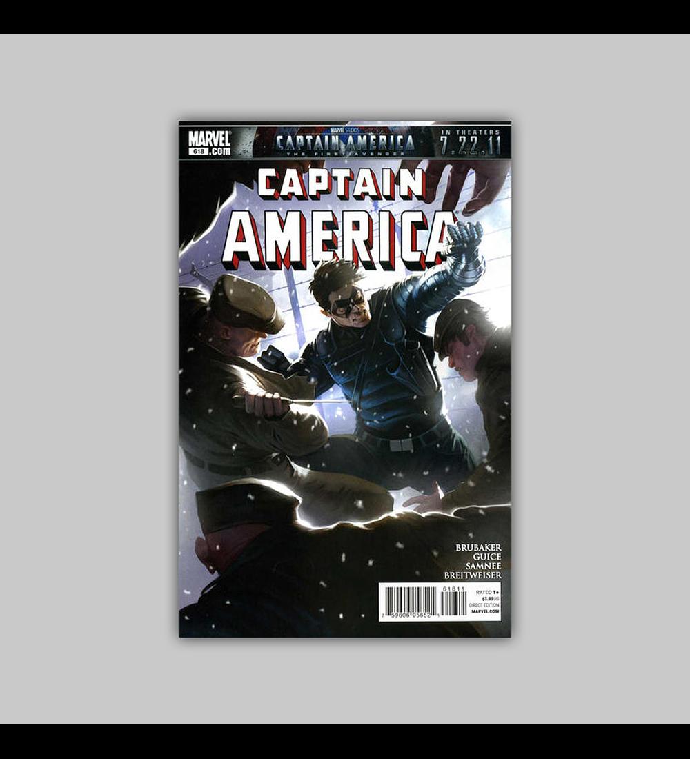 Captain America 618 2011