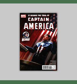 Captain America 613 2011