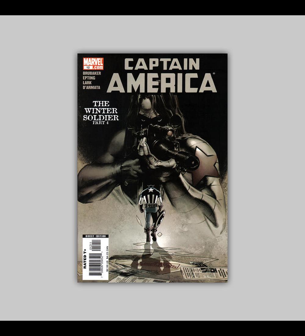 Captain America (Vol. 5) 12 2005