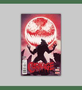 Carnage 3 2016