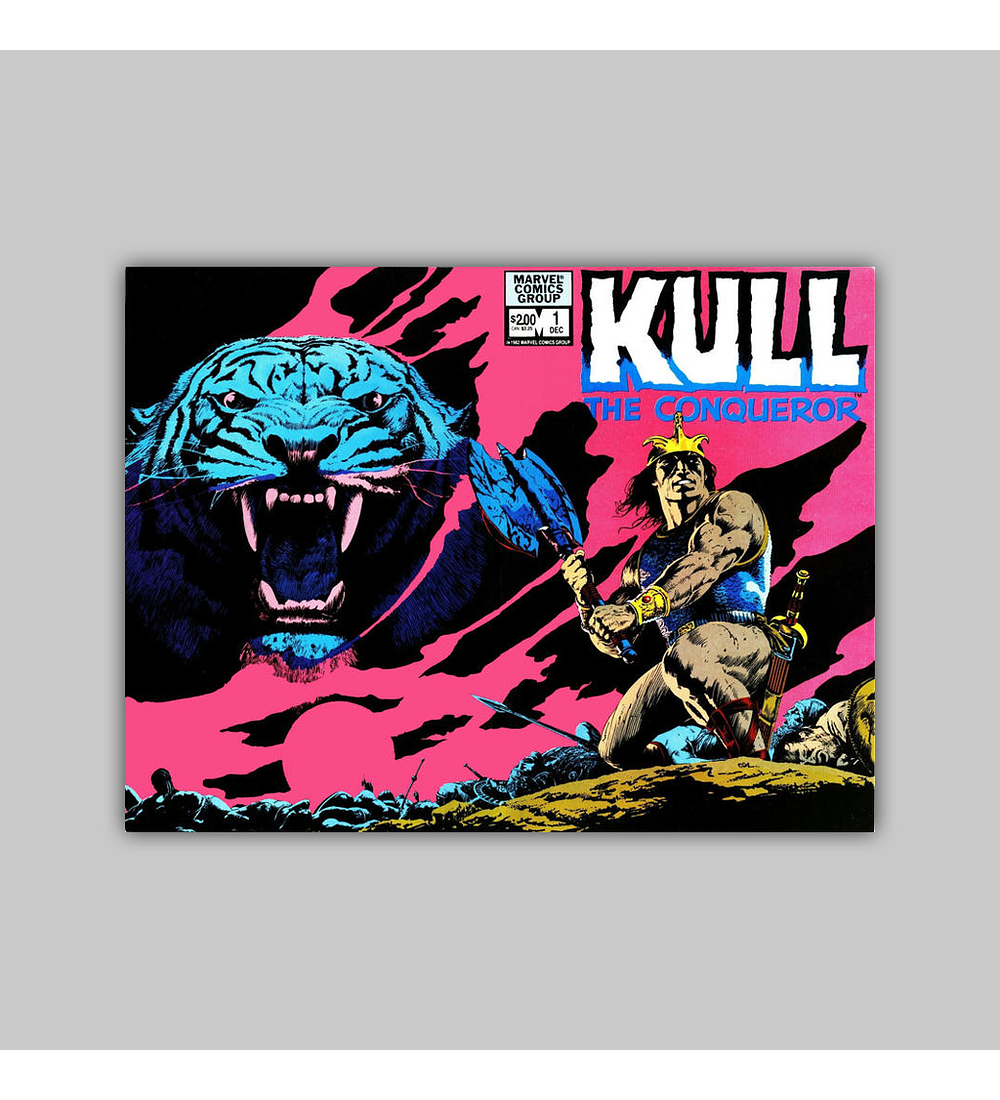 Kull the Conqueror 1 1982