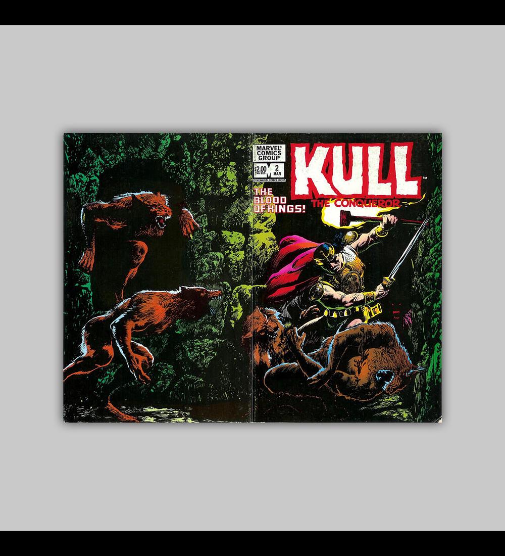 Kull the Conqueror 2 1983
