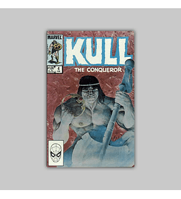Kull the Conqueror 4 1984