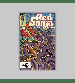 Red Sonja (Vol. 3) 5 1985
