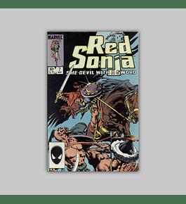 Red Sonja (Vol. 3) 7 1985